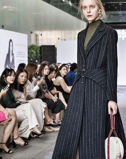 gb in shanghai fashion week, spring summer 20191